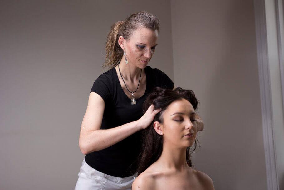 Indian Head Massage Reading