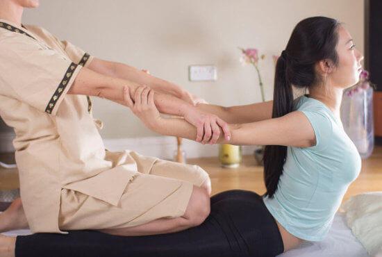 Womans health massage Reading