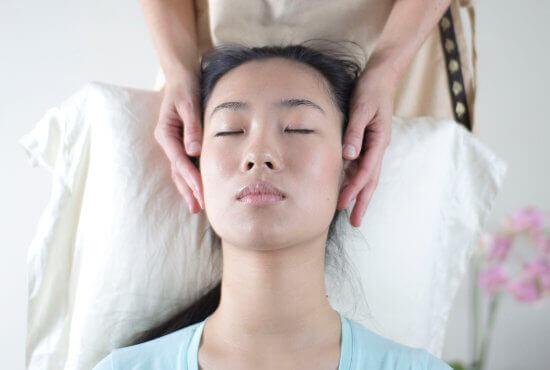 Head Massage Reading